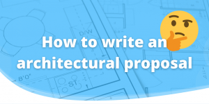 Architectural proposals – best practices for writing and templates
