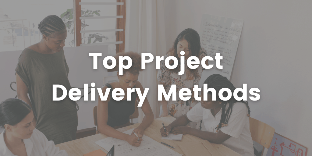 project delivery methods for architects and town planners