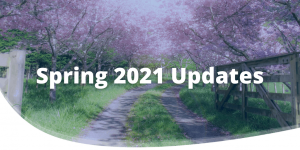 April 2021 updates