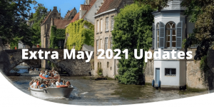 Extra May 2021 updates